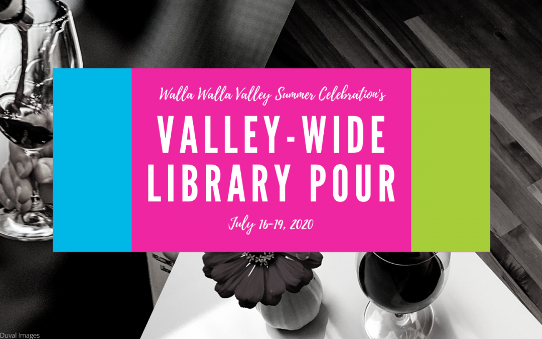 Valley-Wide Library Pours Happening July 16-19!
